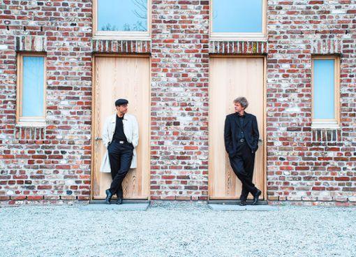 Solisten des    Klavier-Doppelkonzertes sind Andreas Grau und Götz Schumacher.  Foto: Scholz Foto: Schwarzwälder Bote