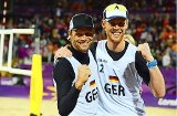 Beach-Volleyballer Brink beendet Karriere