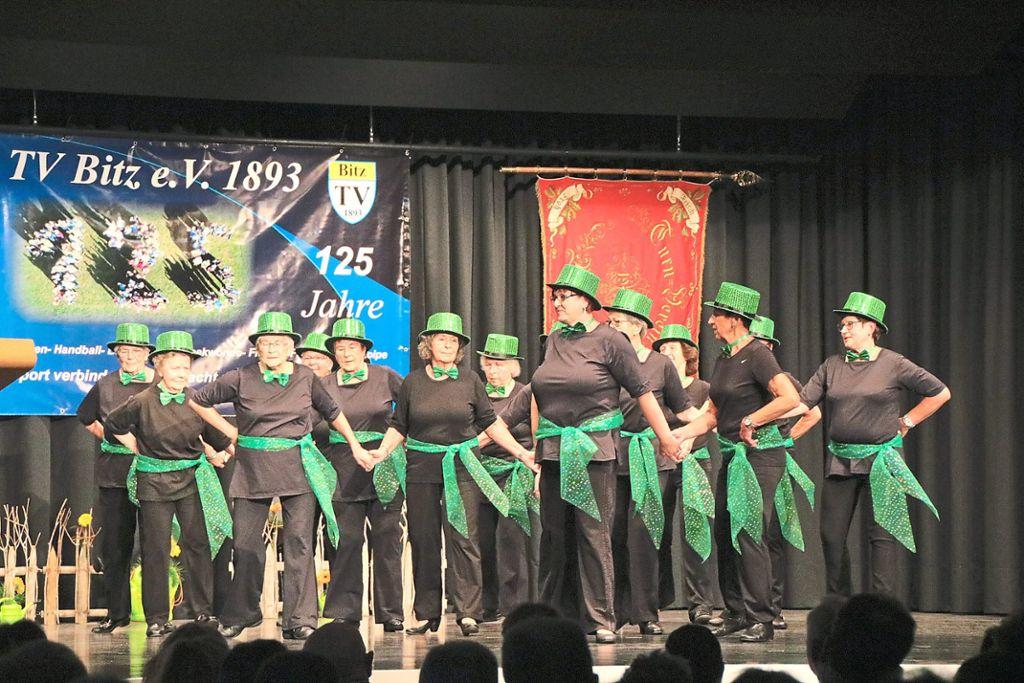 Bitz: Turnverein Bitz feiert sein 125-jähriges Bestehen - Bitz ...