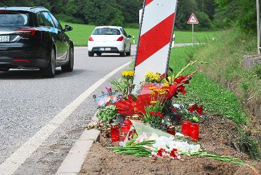 Vor dem Landgericht Tübingen hat der Prozess um den schweren Unfall mit fünf Toten vergangenen August bei Nagold begonnen. Foto: Bernklau