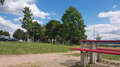 Bei der Raststätte Neckarburg können Reisende auf der A 81 ein Päuschen einlegen. Foto: Kübler