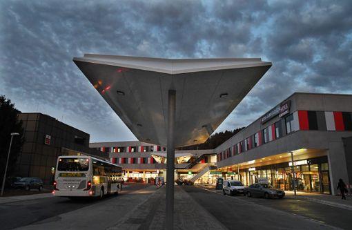 Die Studie zum neuen Einkaufszentrum muss laut Stadtverwaltung erst genauer ausgearbeitet werden.  Foto: Hopp