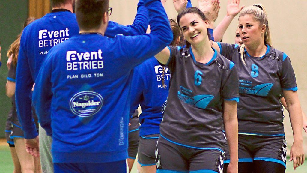 Handball: Ganz starke Vorstellung im Spitzenspiel - Handball - Schwarzwälder Bote