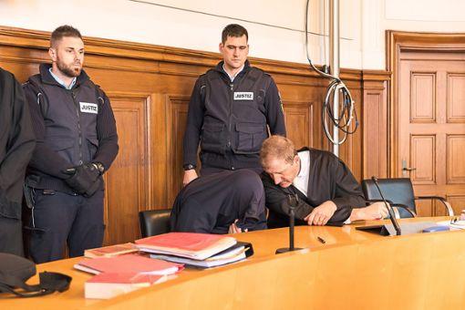 Woher hatte Drazen D. die Adresse seiner Ex-Partnerin? Das Landratsamt weist seine Behauptungen zurück.  Foto: Graner