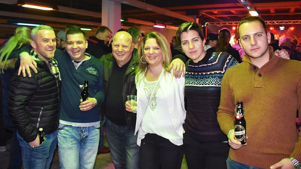 Single party albstadt