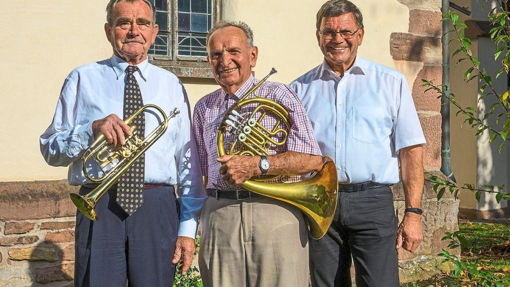 Wildberg: Tausende Auftritte absolviert - Schwarzwälder Bote - Schwarzwälder Bote