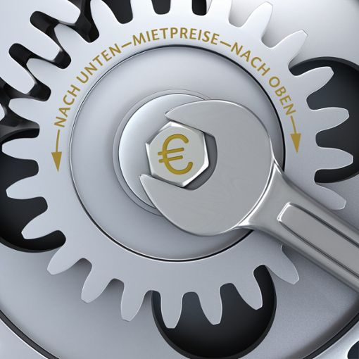 Vermieter sollen  nicht  an der Mietpreisschraube drehen.   Foto: © electriceye – adobe.stock.com Foto: Schwarzwälder Bote