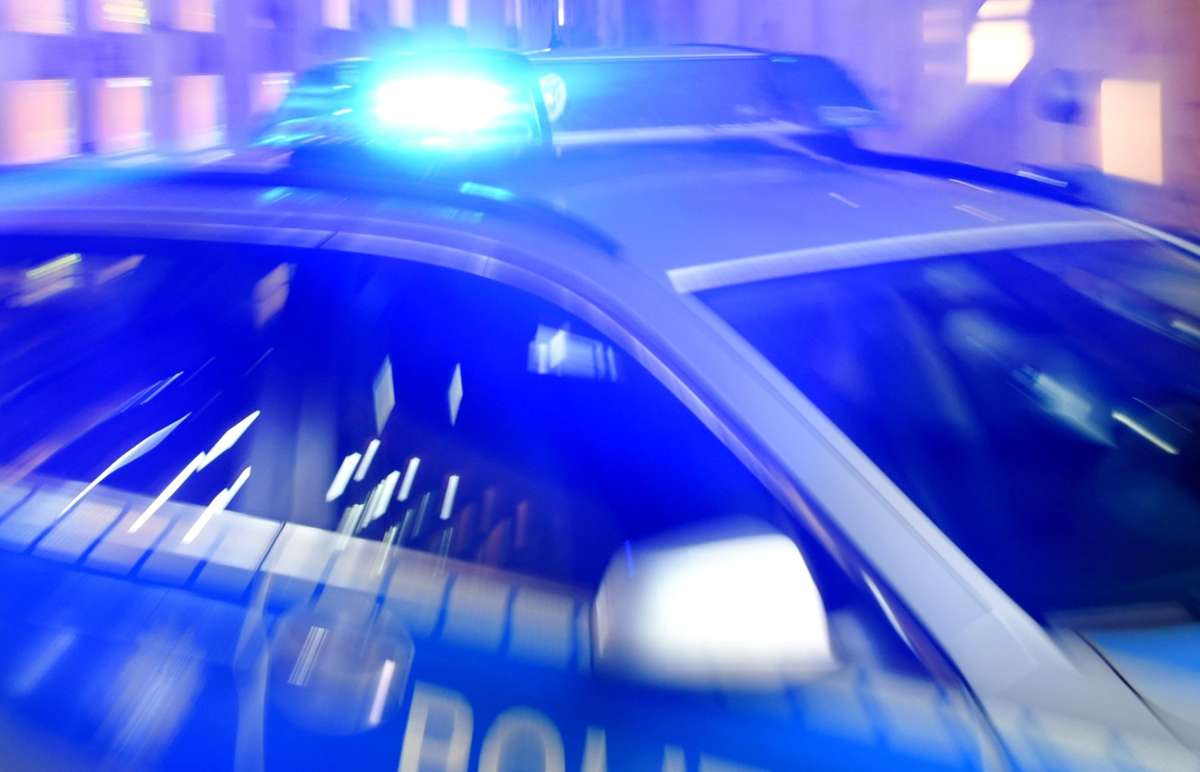 Polizei Neuenbürg