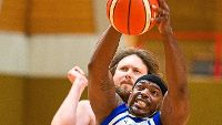 Basketball: Falcons legen mit Heimsieg los