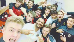 Volleyball: Denis Demirovski betreut U18-Nationalteam