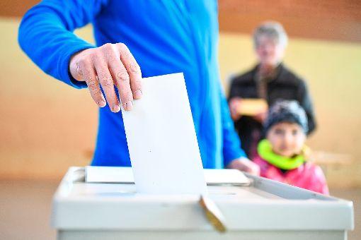 Das Wahl-Wirrwarr in Calw nimmt noch kein Ende. (Symbolbild) Foto: Anspach