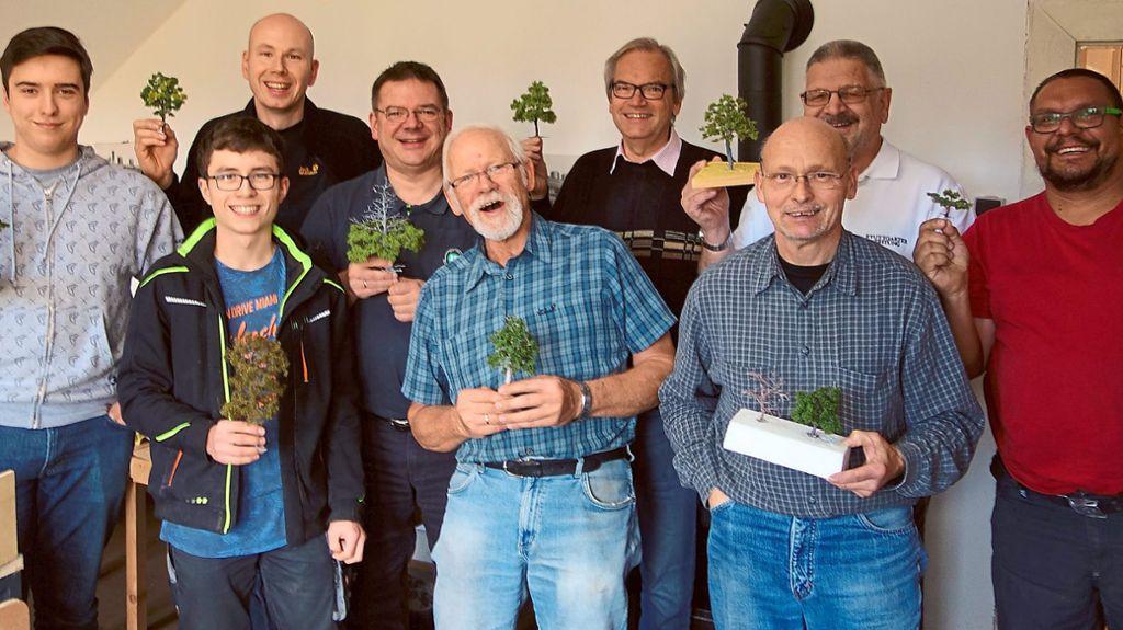 Rottenburg: Bauzeit für einen Baum beträgt zwischen sechs und acht Stunden - Rottenburg - Schwarzwälder Bote