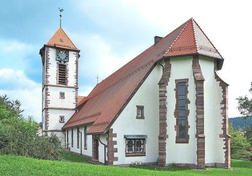 Die evangelische Christuskirche ist ein Bindeglied zwischen den Ortschaften Tumlingen und Hörschweiler.  Foto: Maier Foto: Schwarzwälder Bote