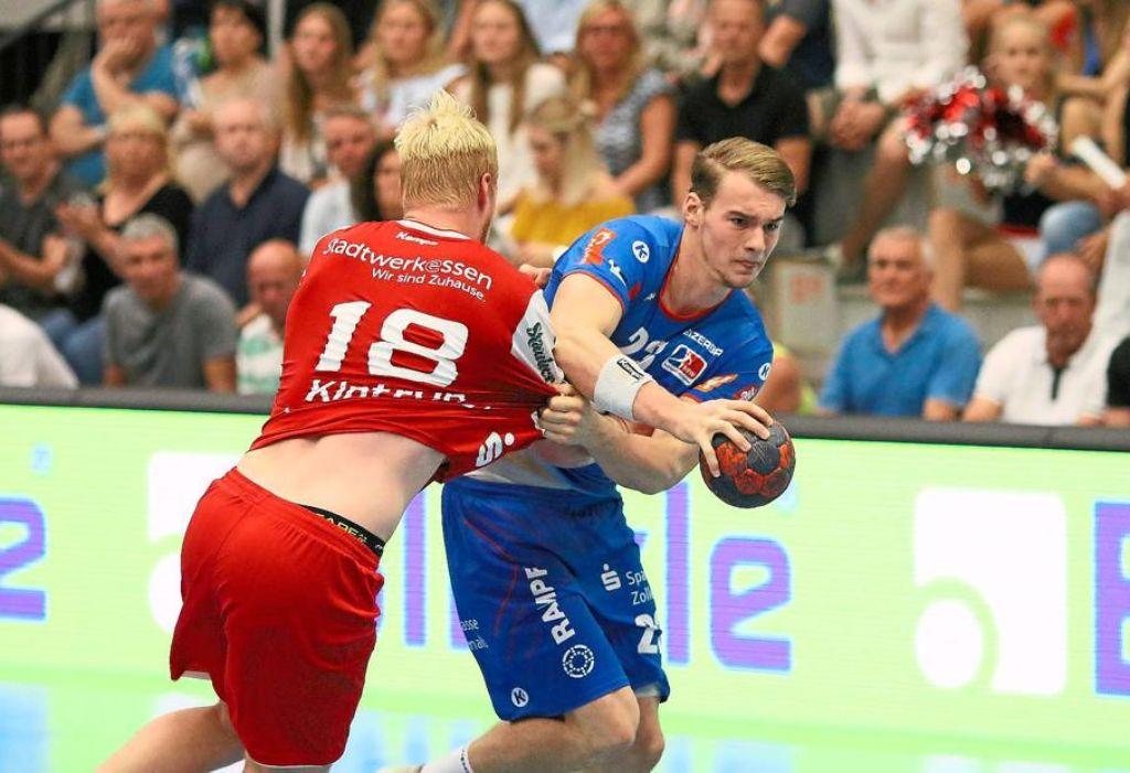 Handball Hbw Gewinnt Auftaktspiel Gegen Tusem Essen Hbw