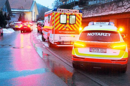 Eine Mutter hat im Landkreis Rottweil ihre 22 Jahre alte Tochter mit einem Messer getötet und ihren Sohn schwer verletzt. Foto: Ziechaus