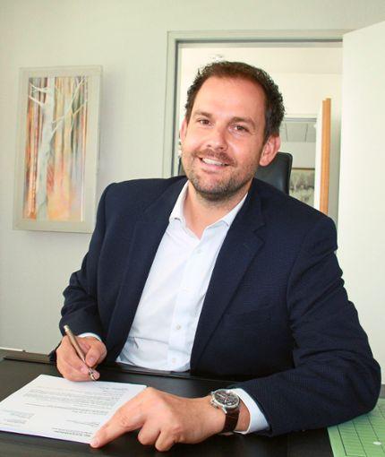 Einen offenen Brief für eine europäische Klimastrategie hat Landrat Bastian Rosenau namens des Enzkreises unterzeichnet.  Foto: enz Foto: Schwarzwälder Bote