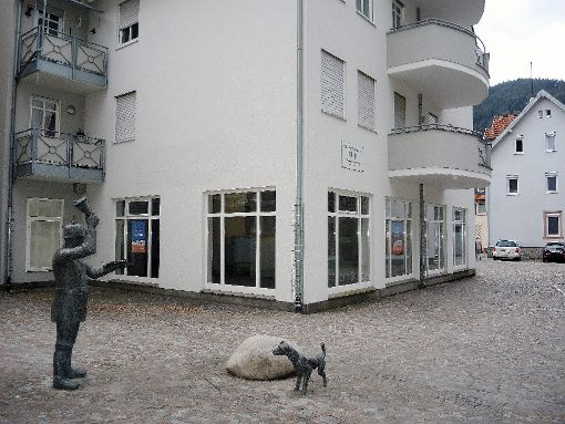 In den Räumen des ehemaligen Keilbach-Geschäfts in der Hauptstraße 83 plant das Hornberger Pflegeheim Stephanus-Haus eine Tagespflege-Einrichtung. Sie soll 15 Plätze und flexiblen Öffnungszeiten haben.  Foto: Gräff