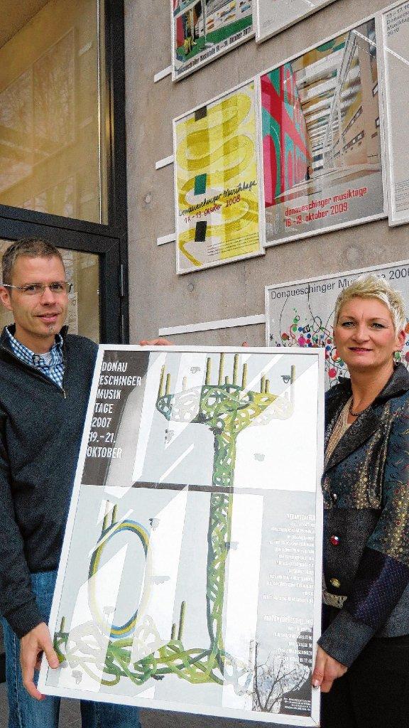 Donaueschingen: Geschichte auf Plakaten - Donaueschingen ...
