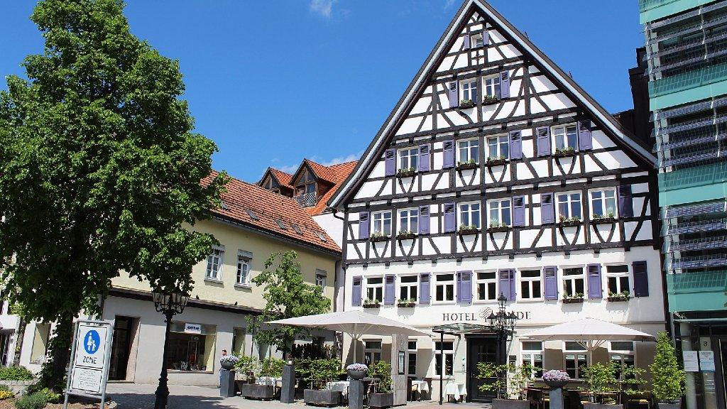 Albstadt: Hotel Linde schließt für neun Monate - Albstadt