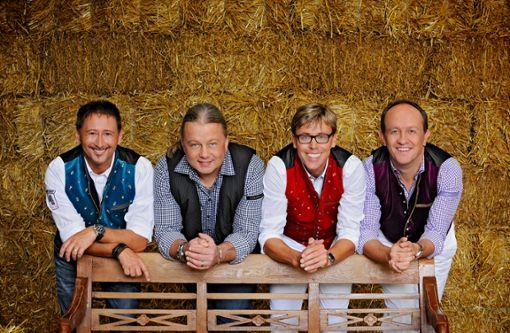 Die Feldberger, die Spaß-GmbH aus dem Schwarzwald, sind für ihre Gute-Laune-Lieder und ihren  Charme bekannt.  Foto: Esser Foto: Schwarzwälder Bote