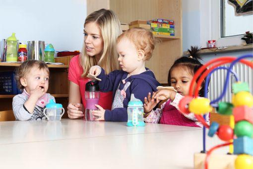 Die Aufgaben für Kindergartenleiterinnen werden immer mehr.   Foto: © RioPatuca Images – stock.adobe.com Foto: Schwarzwälder Bote