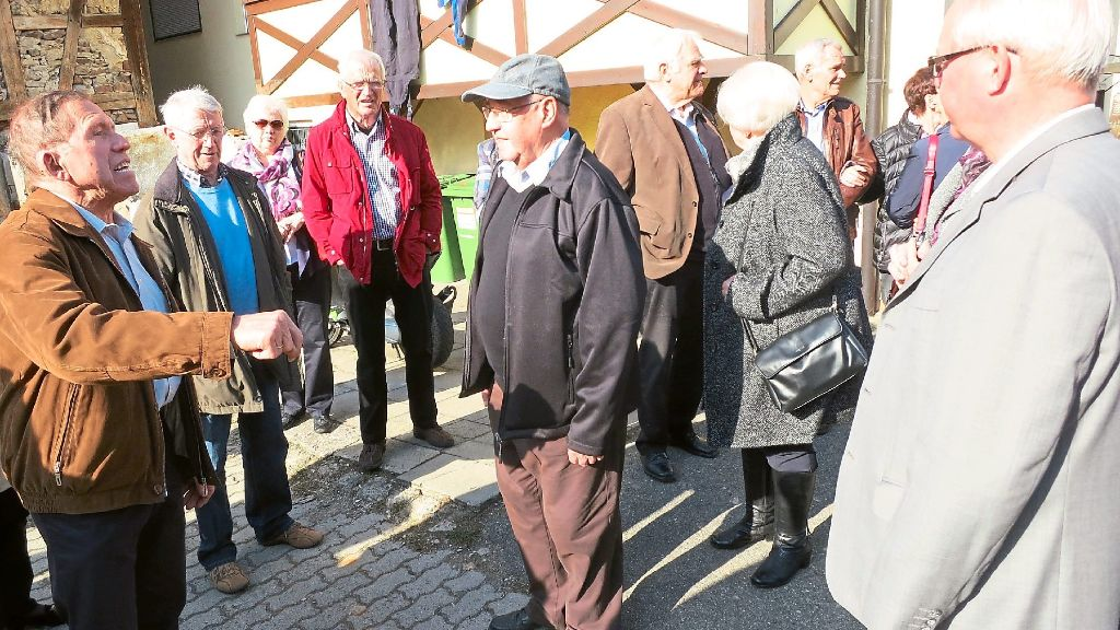 Bad Liebenzell: Frühere Bürgermeister erfahren viel über