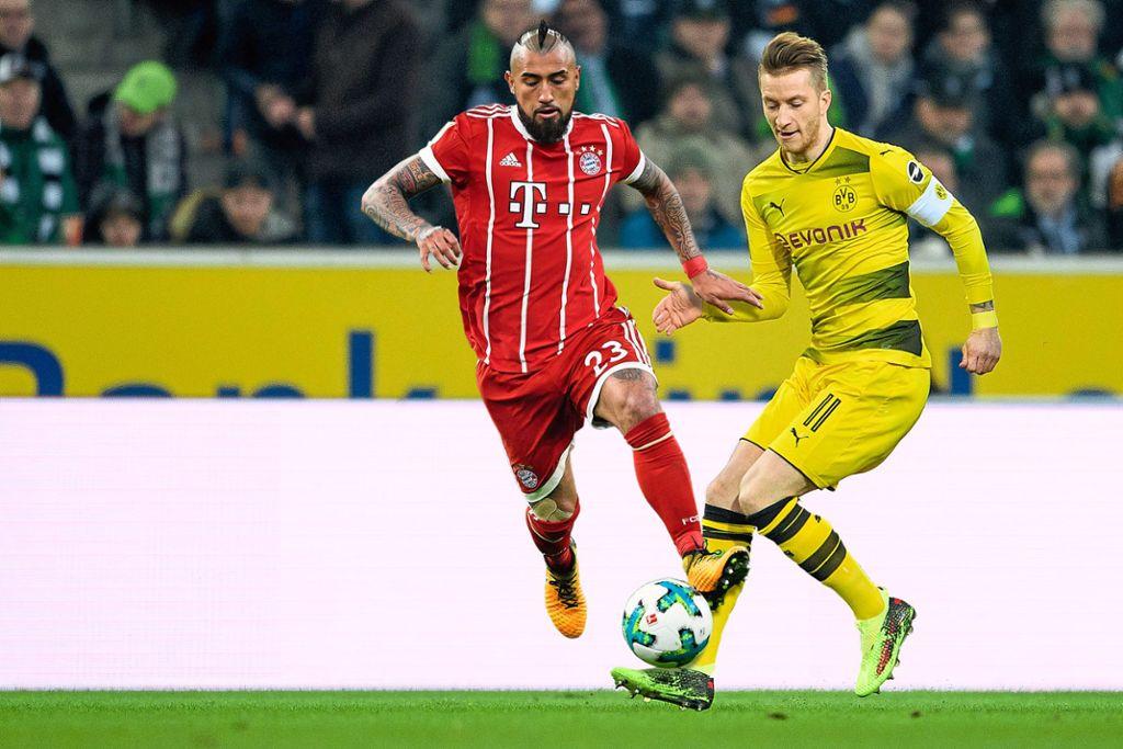 Fussball Fc Bayern Kann Heute Meister Werden Fussball