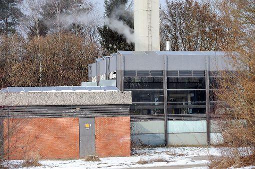 Die Stadt will das Heizkraftwerk von Andreas Osbelt kaufen.  Foto: Hopp