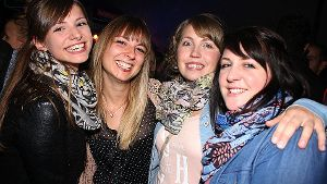 Party bei Stausee-Night an Linachtalsperre