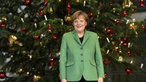 Weihnachtsbaum Berlin.Hechingen Berlin Ein Weihnachtsbaum Für Angela Merkel Hechingen