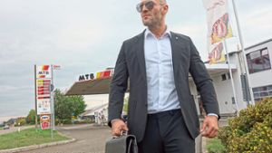 Mission Butterfly: Statham-Double aus Nagold in Thriller