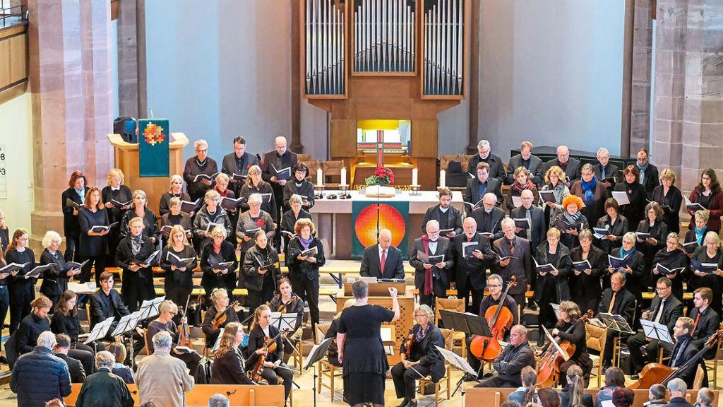 Nagold: Konzert zum Ewigkeitssonntag - Nagold - Schwarzwälder Bote