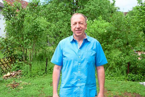 Armin Wehrle kandiert für das Amt des Ortsvorstehers in Biesingen, wo er seit fünf Jahren kommunalpolitisch engagiert ist.    Foto:  Kaletta Foto: Schwarzwälder Bote