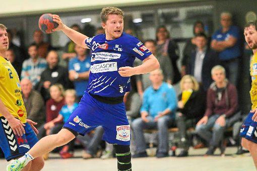 Einen Sieg peilen Fabian Mayer und der TV Weilstetten bei Mitaufsteiger Neckarsulm an.    Foto: Kara