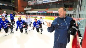 Eishockey: Wild Wings spielen nicht am 8. September