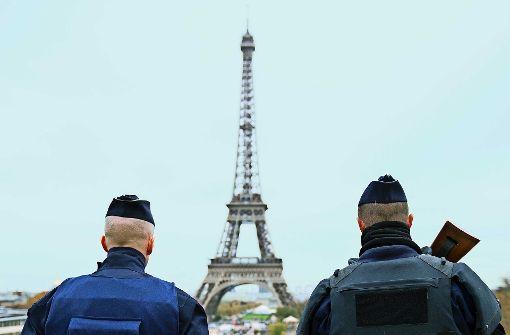 In Paris wird Urlaubern zur besonderen Vorsicht geraten. Foto: dpa