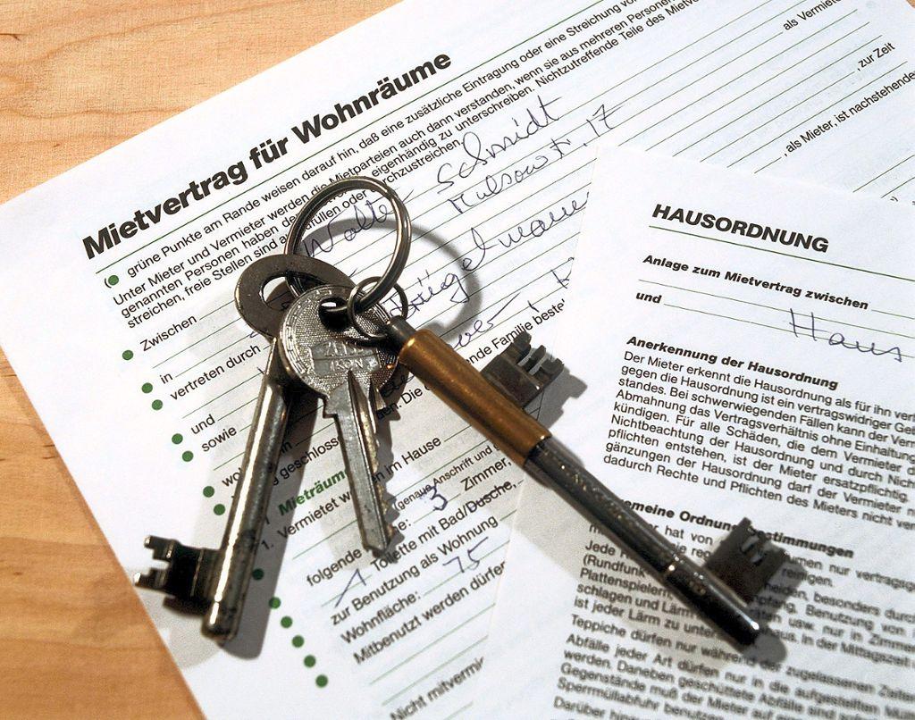 Rottenburg Eigentümer Sollen Auch An Flüchtlinge Vermieten