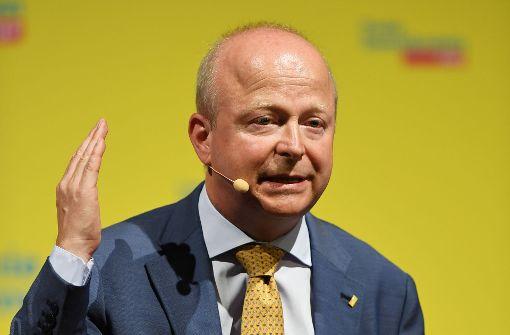Michael Theurer wünscht sich mehr Mut für Deutschland. Und das Comeback für die Liberalen im Bund. Foto: dpa