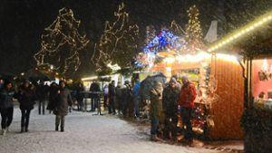 Freudenstadt Weihnachtsmarkt 2021