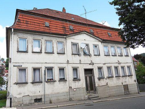 Gerettet: Für das Haus Grüngrabenstraße 64 gibt es einen Käufer.  Foto: Eyrich Foto: Schwarzwälder Bote
