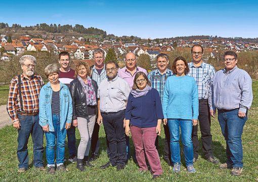 Die Mitglieder der Liste aktiv für Simmozheim sind bereit für ein faires Miteinander.   Foto: aktiv für Simmozheim Foto: Schwarzwälder Bote