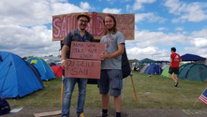 Southside Festival: Camping: Wo steigt die beste Party?