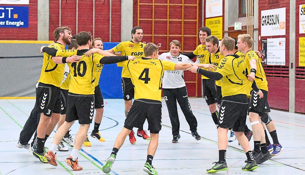 handball tv st georgen heimsieg fehlt zum titel handball schwarzw lder bote. Black Bedroom Furniture Sets. Home Design Ideas