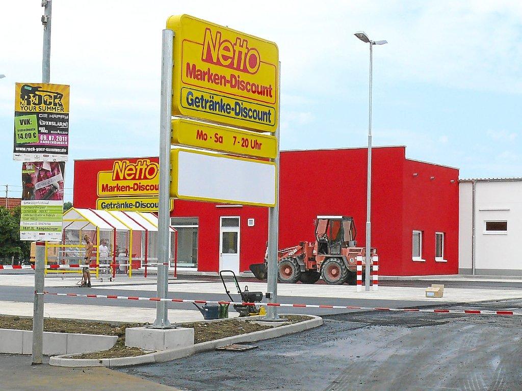 Geislingen: Netto-Markt eröffnet am 26. Juli - Geislingen ...