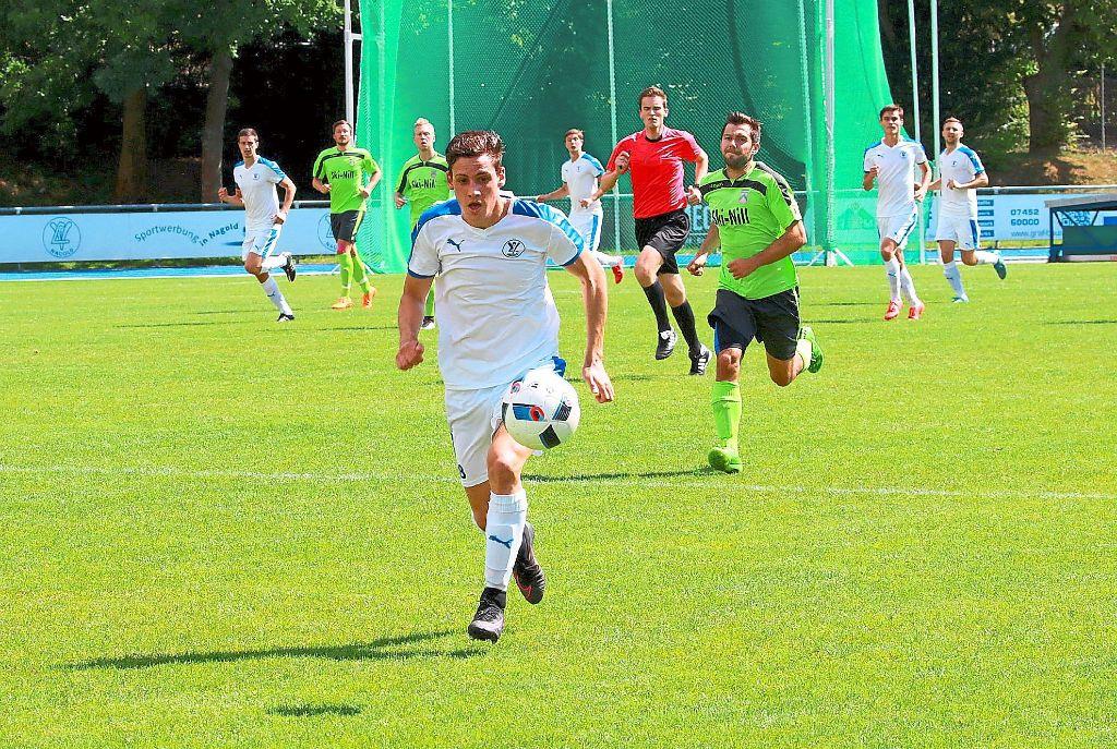 Bildergebnis für VfL Nagold sv nehren