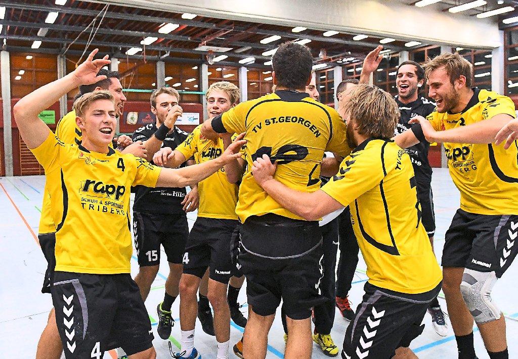 st georgen handball