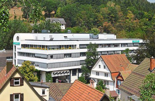 Hansgrohe gehört zu Schiltach und daran soll sich laut Unternehmensspitze auch nichts ändern.  Foto: Fritsche Foto: Schwarzwälder Bote