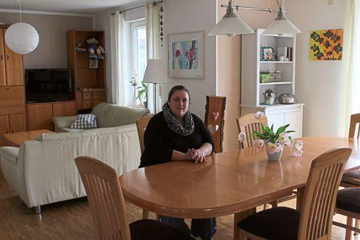 Melanie Hug ist seit 2006 in der Kurzzeitpflege tätig. Die Einrichtung ist nun geschlossen, Hug hat innerbetrieblich andere Aufgaben übernommen.   Foto: Störr Foto: Schwarzwälder Bote