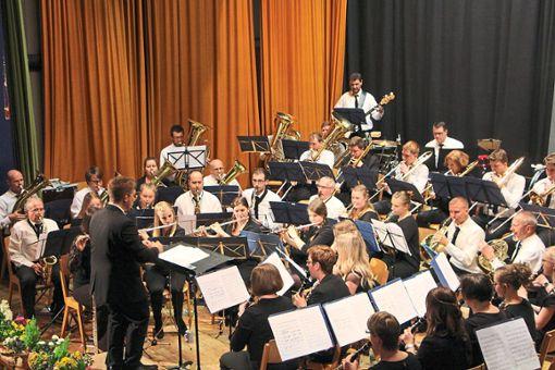 Der Musikverein Schapbach gibt am Ostersonntag sein Jahreskonzert.  Foto: Weis Foto: Schwarzwälder Bote