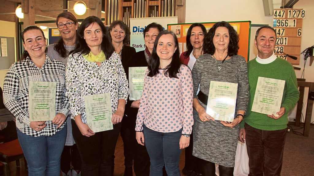 Villingen-Schwenningen: Kita Petrus ist jetzt Familienzentrum - Villingen-Schwenningen - Schwarzwälder Bote